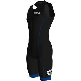 arena Tri Suit ST 2.0 Costume da bagno con zip anteriore Uomo, nero